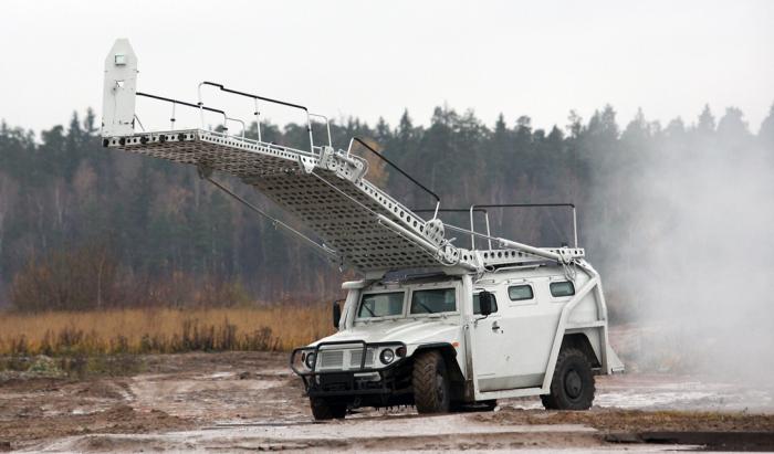 Лучшие современные бронеавтомобили российской армии (4 фото)