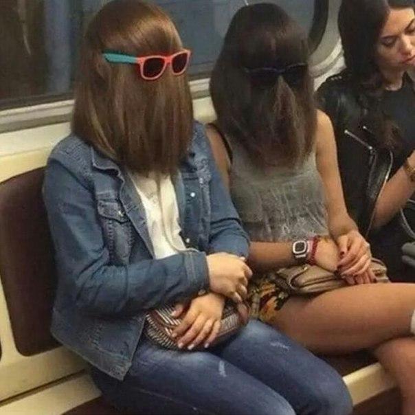 «Модники» в московском метро (45 фото)