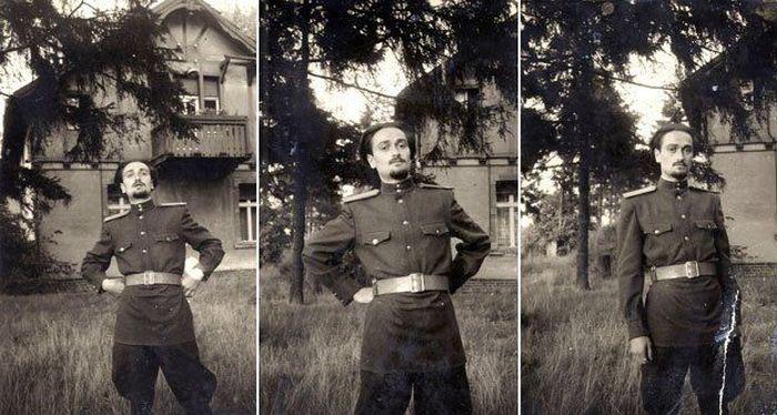 Скандальный пост Русской службы BBC о Красной армии (8 фото)