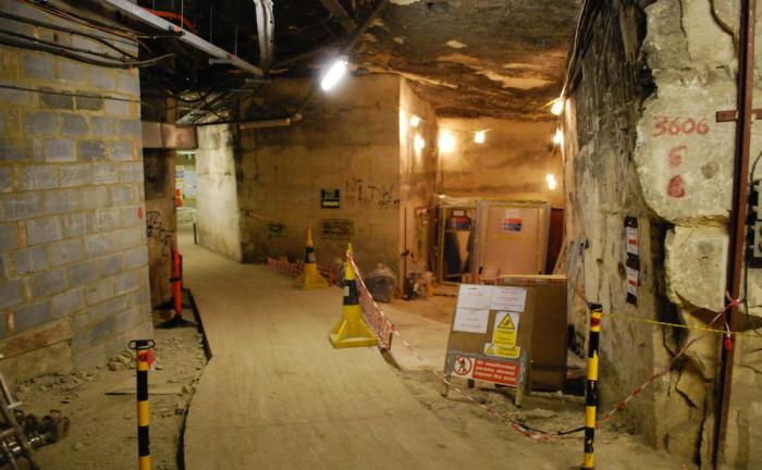 Рассекреченные военные бункеры (28 фото)