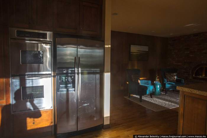 Дом в пригороде Сиэтла по соседству с поместьем Билла Гейтса (28 фото)