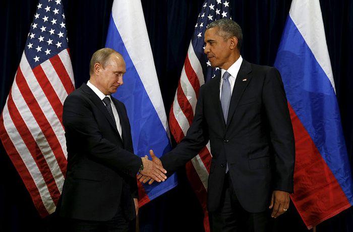 Встреча Путина и Обамы оказалась «очень полезной и откровенной» (6 фото)