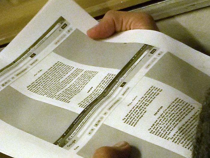 Там, где есть информационные трудности (2 фото)