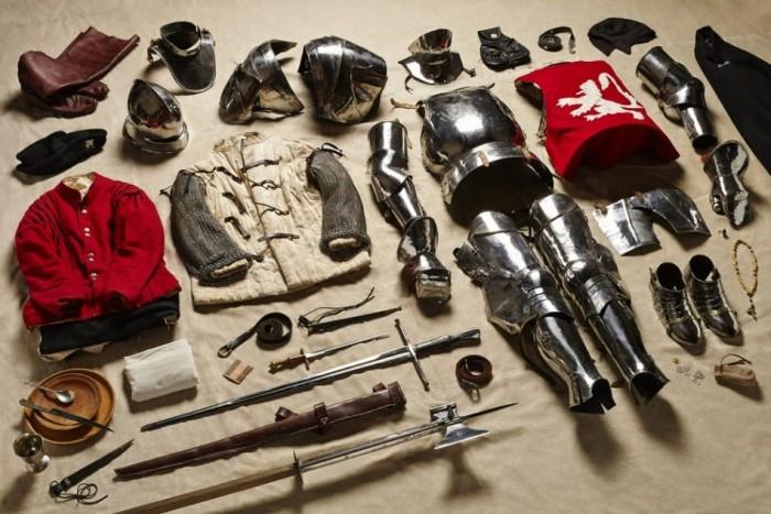 Амуниция британских солдат с 1066 года до наших дней (13 фото)