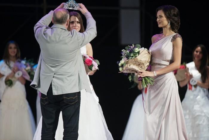 В Иваново прошел конкурс красоты «Ивановская красавица 2015» (19 фото)
