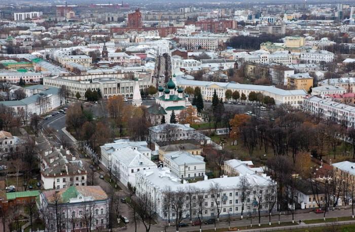 10 российских городов с наиболее низким уровнем преступности (10 фото)