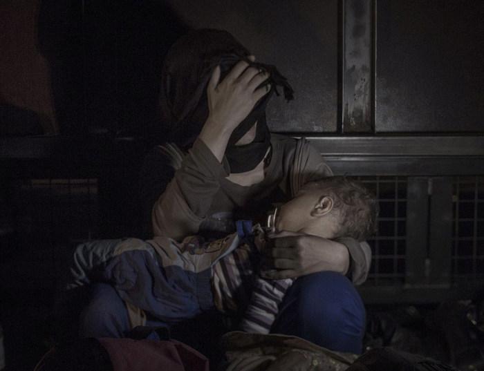 Ужасные условия жизни детей сирийских беженцев (21 фото)