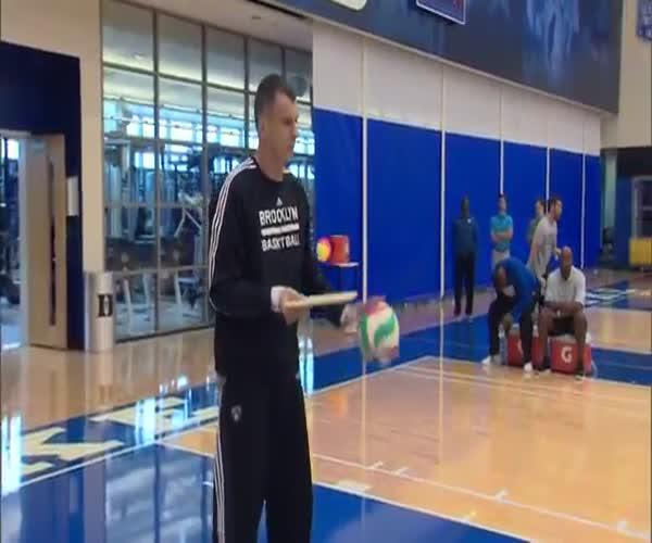 Михаил Прохоров показал мастер-класс американским баскетболистам