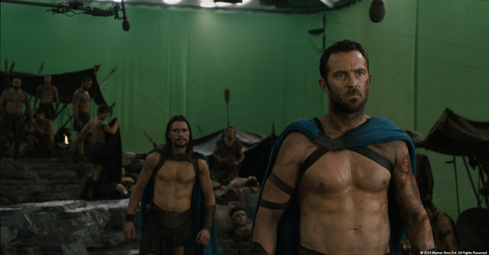 Как выглядят современные фильмы до и после спецэффектов (52 фото)