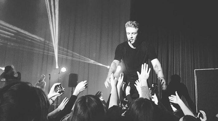 В Екатеринбурге певец Егор Крид устроил скандал в ресторане, отказавшись платить за счет (5 фото)