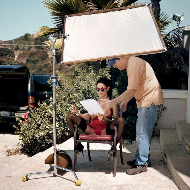 Софи Эбрар представила фотопроект «Это просто любовь». НЮ (13 фото)