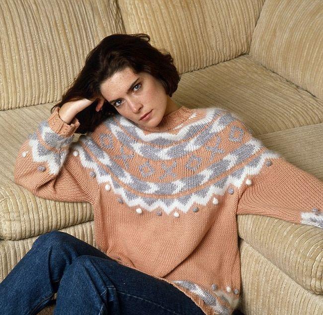 Актриса Лара Флинн из сериала «Твин Пикс» изменилась до неузнаваемости (4 фото)