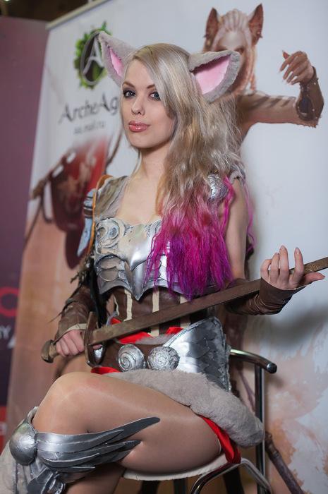 В Москве прошел фестиваль Comic Con Russia 2015 (72 фото)
