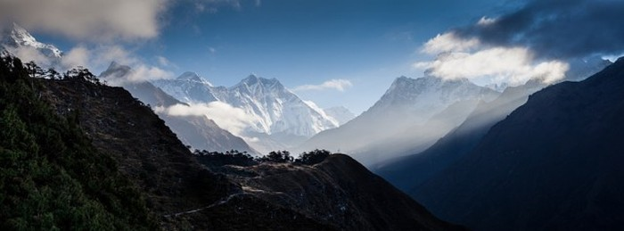 Величественные фотографии Эвереста (31 фото)