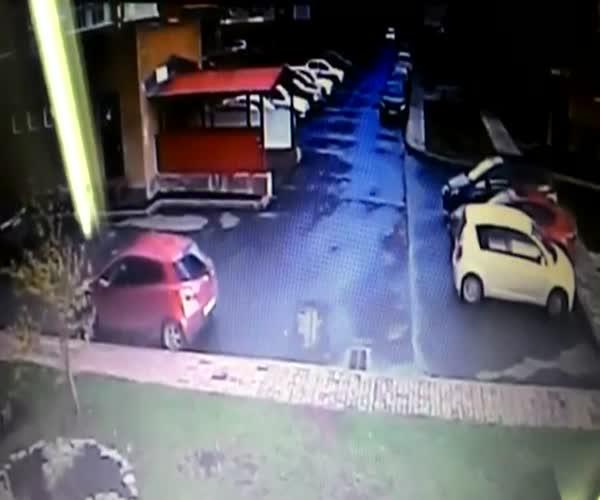 Неудачи преследуют водителя