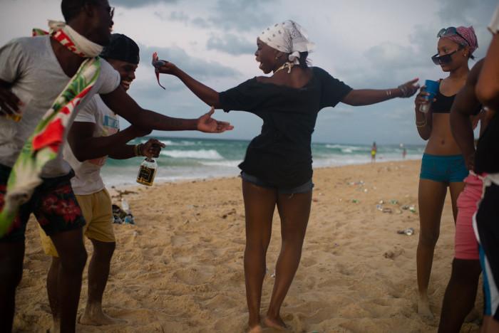 Повседневная жизнь на Кубе (37 фото)
