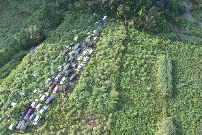 Фукусима спустя 4,5 года после аварии (17 фото)