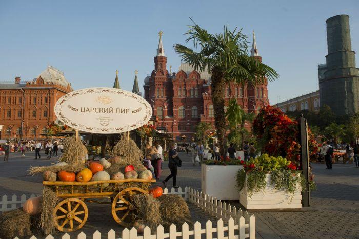 «Московская осень». Как это было (11 фото + видео)