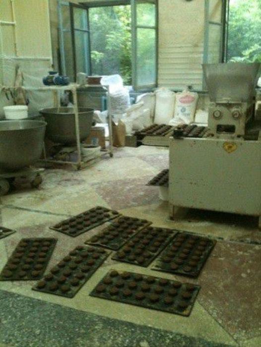 Здесь делают печенья (11 фото)