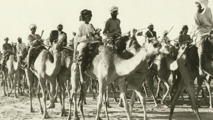 Как преобразился Дубай за 60 лет (18 фото)