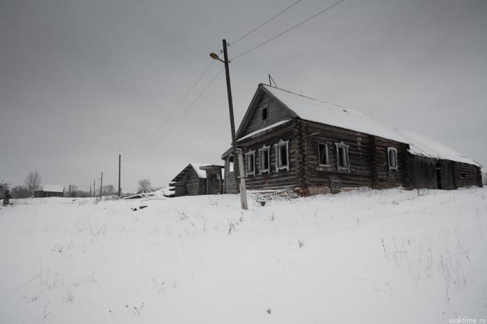 Брошенные деревни в нашей провинции (27 фото)