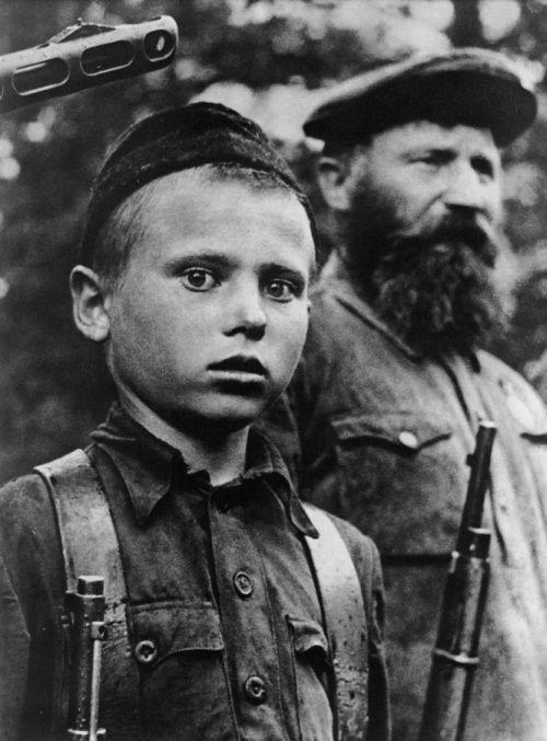 Рассказы детей, переживших немецкую оккупацию (3 фото + текст)