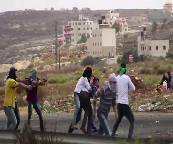 Израильские спецслужбы в действии