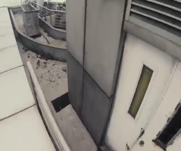 Русские руферы в Шанхае