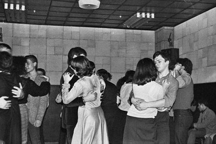 Вот она настоящая дискотека 80-х. СССР, 1989 год (5 фото + видео)