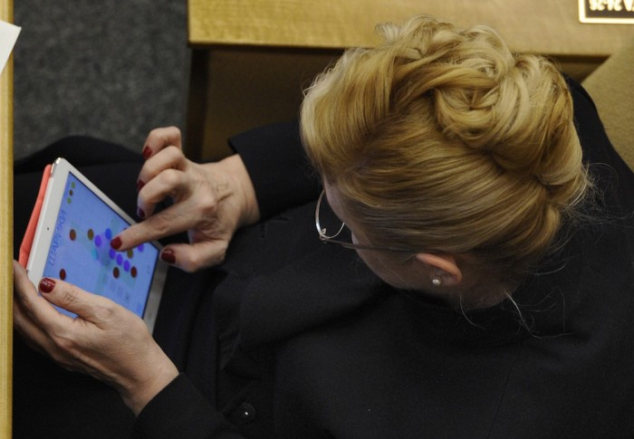 Елена Мизулина покидает парламент и переходит в Совет федерации (17 фото)