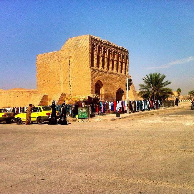 Ракка, столица «Исламского государства», на фото в соцсетях (14 фото)
