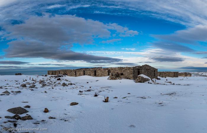Заброшенные урановые рудники Чукотки (42 фото)