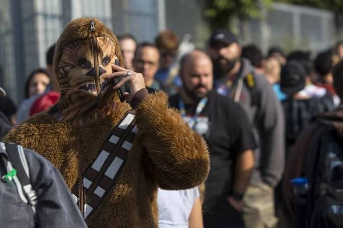 Фотографии с фестиваля Comic Con 2015 в Нью-Йорке (50 фото)
