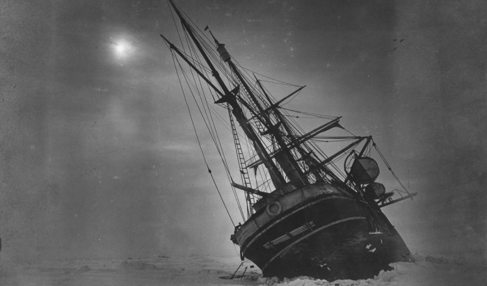 Обреченная антарктическая экспедиция, участников которой спасло лишь чудо (20 фото)
