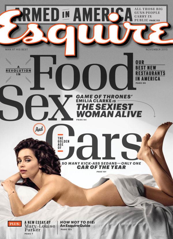 ������ ������� ����� ��������� ������ ����� � ����� ���������� ��� ������� Esquire (12 ����)