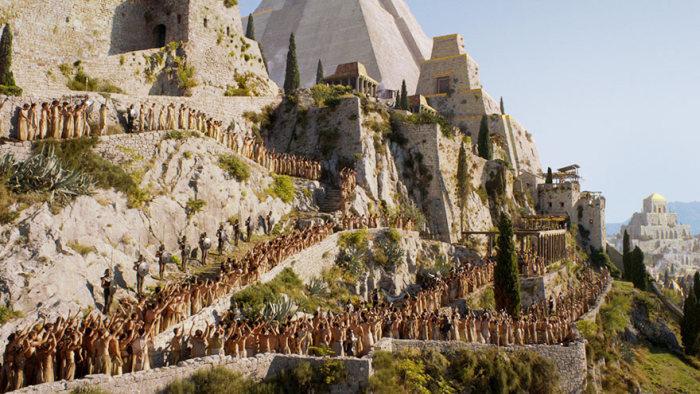 Места из сериала «Игра престолов», на которые можно взглянуть в Хорватии (30 фото)