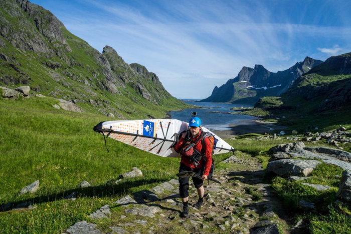 Путешествие на байдарке по норвежским фьордам с Томашем Фурманеком (23 фото)