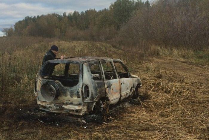 В Татарстане рыбака, на звонок которого не отреагировала «служба спасения», забили насмерть лопатой и сожгли (3 фото + 2 видео)