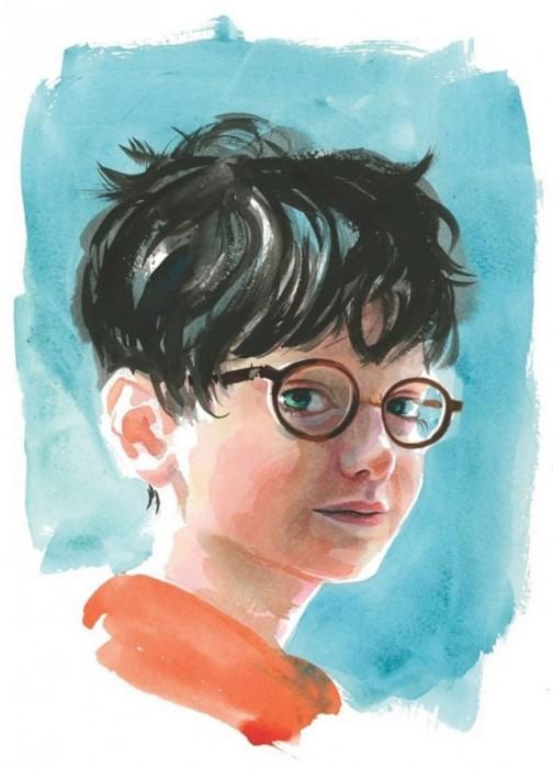 Новые лица героев книги о Гарри Поттере (27 фото)