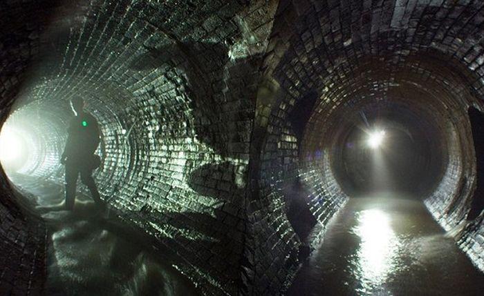 Древние лабиринты с самой мрачной репутацией в мире (5 фото)