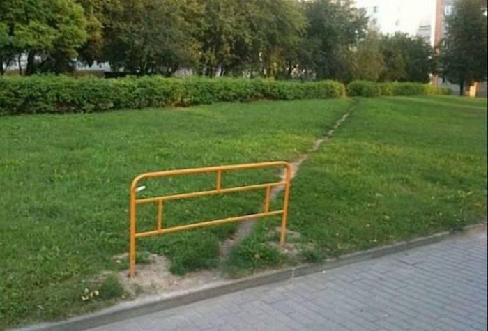 Фото, которые возможно было сделать только в России. Часть 14 (41 фото)