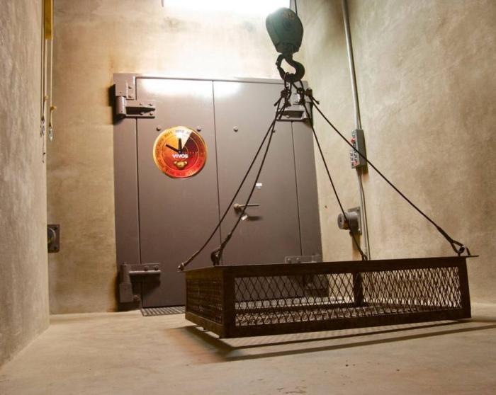 Роскошное бомбоубежище для состоятельных людей (19 фото)