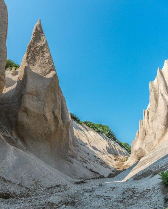 Кутхины Баты - уникальный природный памятник Камчатки (18 фото)