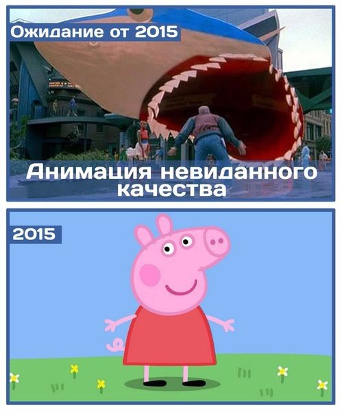2015-й год в фильме «Назад в будущее 2» и в реальности (8 фото)