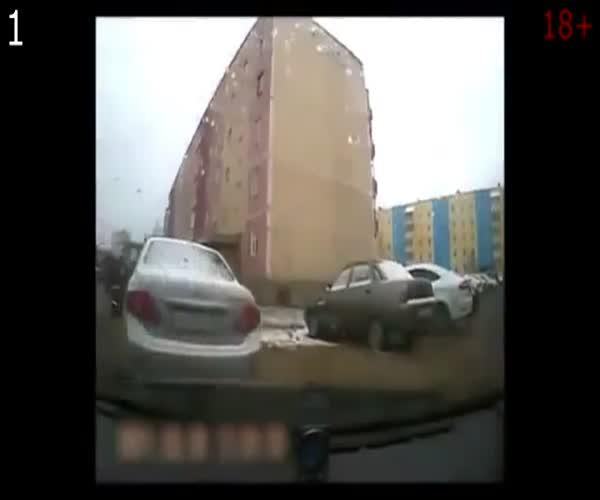 Пьяные водители за рулем