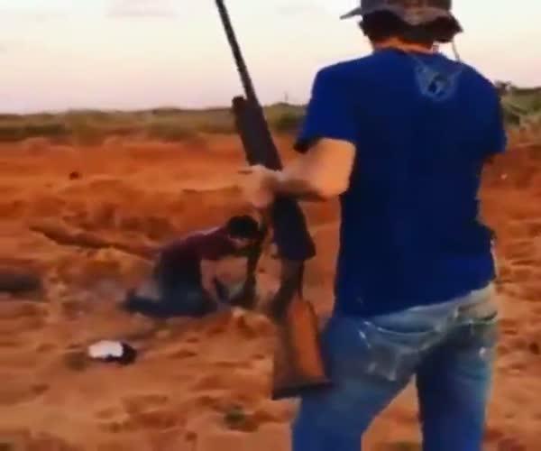 Съемка видео могла бы закончиться трагедией