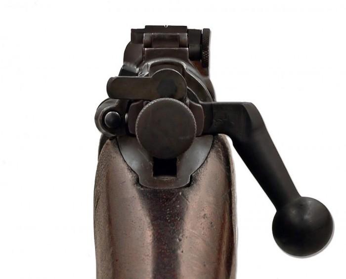 Прицельные приспособления различных видов огнестрельного оружия (30 фото)