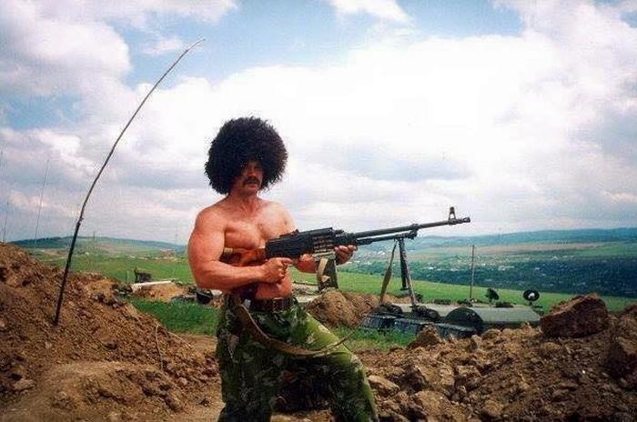 Вячеслав Бочаров - настоящий герой (4 фото)