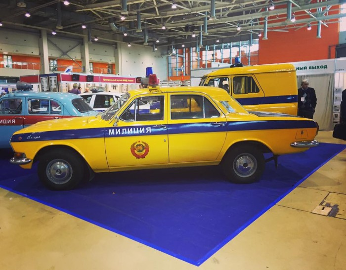 Репортаж с московской выставки «Интерполитех-2015» (10 фото + 4 видео)