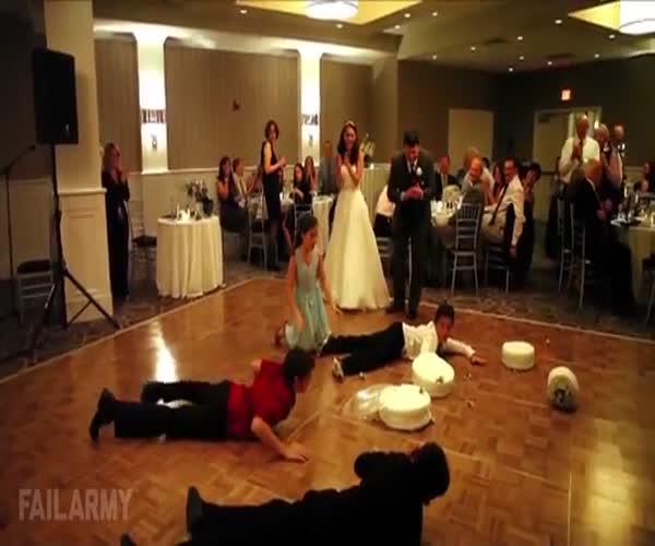 Свадебные фейлы